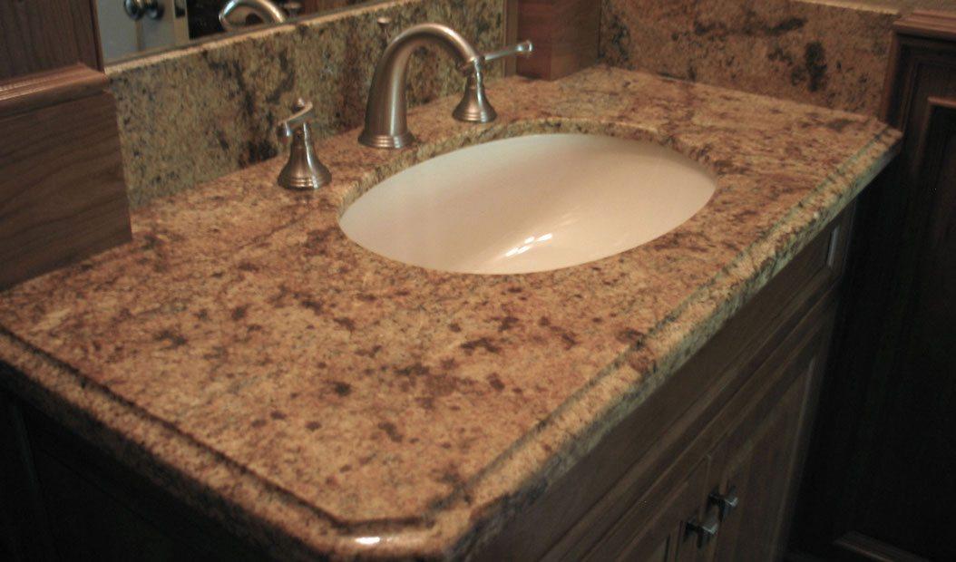 Bathroom Vanity Countertops Affordable Granite And Quartz