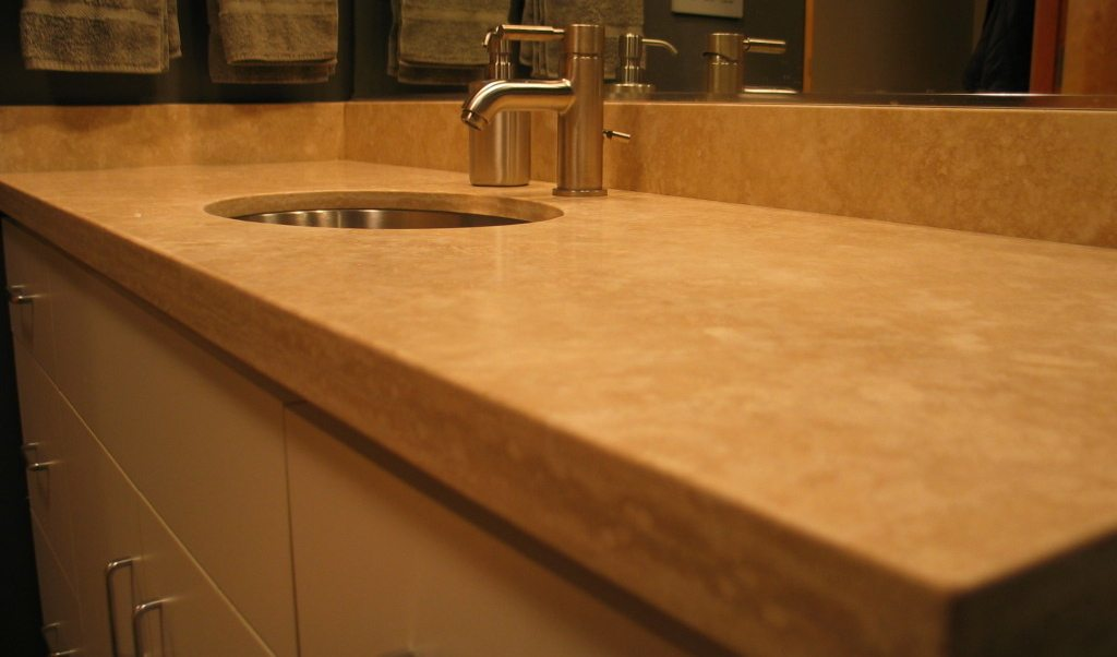 Bathroom Vanity Countertops Affordable Granite And Quartz