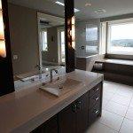 caesatstone bathroom -5