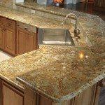 giallo chrystal granite