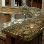 giallo persia granite