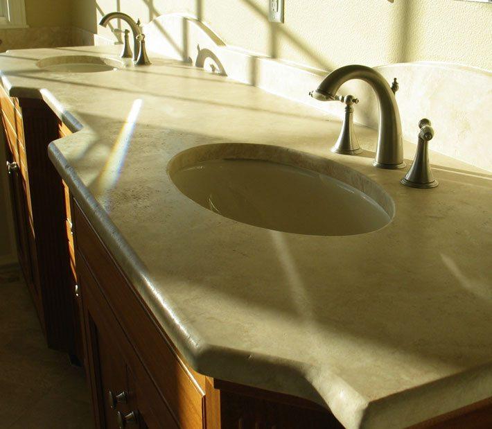 Bathroom and Vanity Countertops