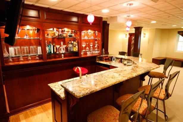 Granite Bar Counters And
