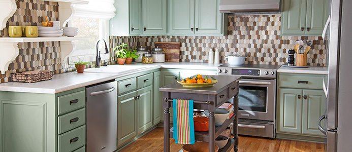 Instant Kitchen Updates