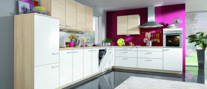 Transform a Kitchen with Color