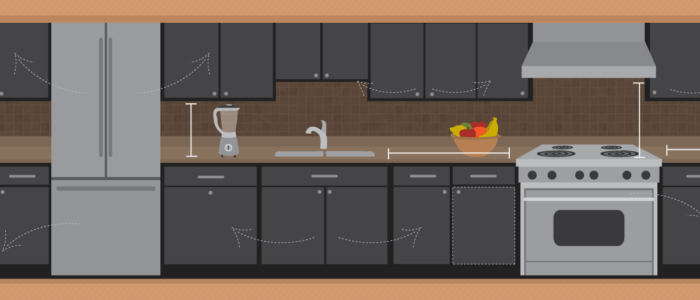 Counter Space is Important in any Kitchen