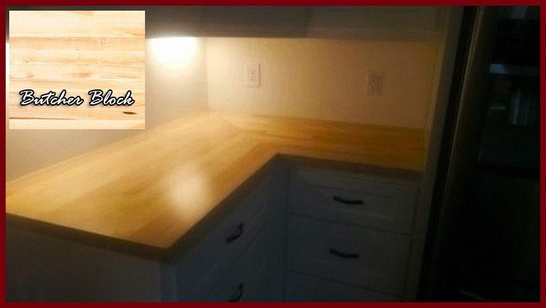 Design Spotlight Butcher Block Kitchen Countertops