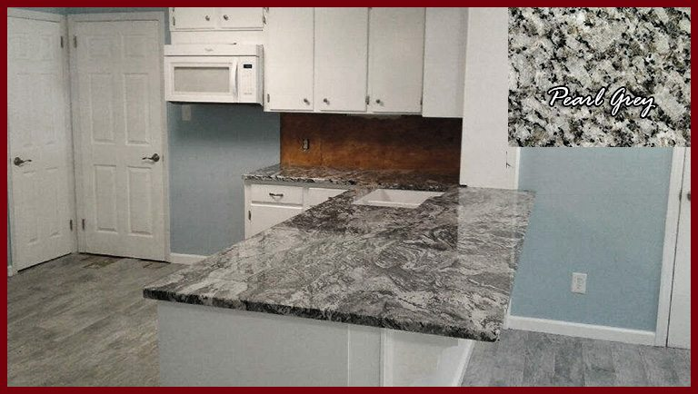 Affordable Quality Marble Granite Design Spotlight Pearl Grey