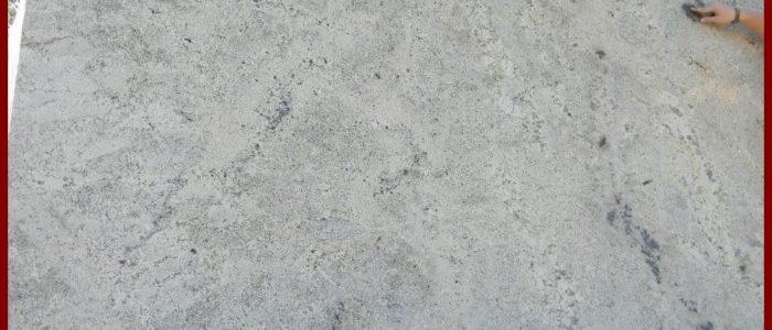Sagebrush granite
