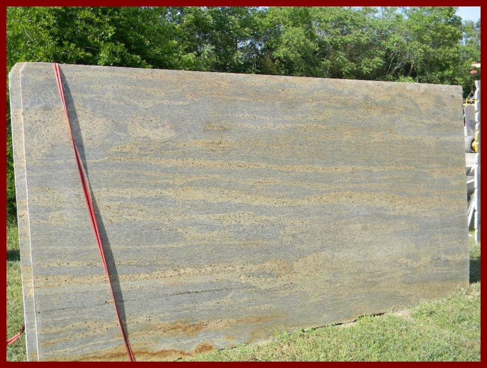 Juparana Columbo Gold Granite