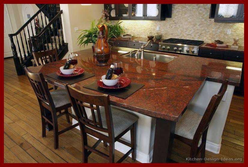 Red Hot Granite Countertops