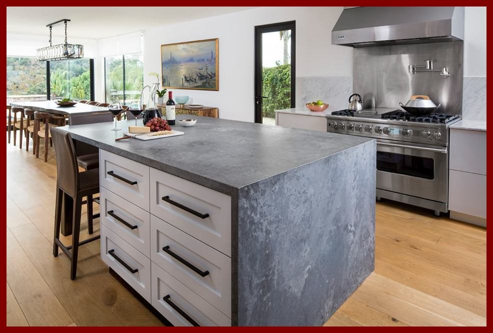 The Look Of Concrete, The Durability U0026 Style Of CaeserStone Quartz