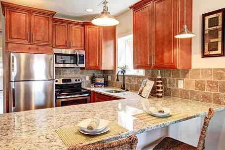 Affordable Quality Granite, Marble And Cabinets For Kitchens And Baths