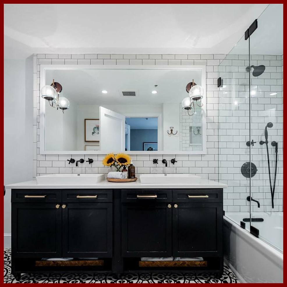 Affordable Quality Marble & Granite – Elegance in a Black-and-White ...