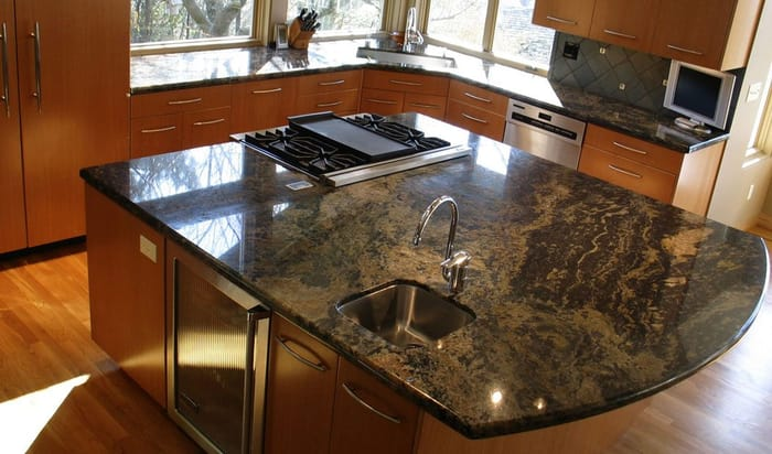 blue granite countertops. Affordable Granite, Commercial Projects, Slab, Natural Stone Colors, Blue Granite Countertops, Countertops